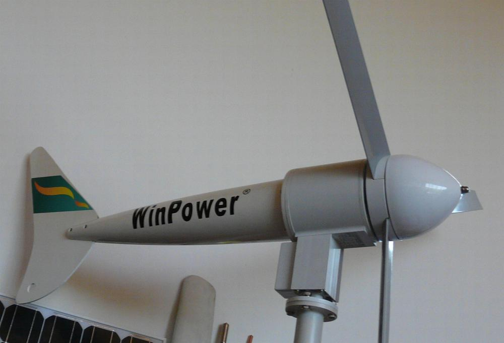 szélgenerátor